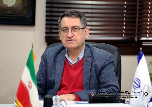 رئیس سازمان مدیریت و برنامه ریزی استان گلستان:تامین اعتبار بالغ بر 60 میلیارد ریال به خسارت دیدگان آبزی پروری حاشیه اترک