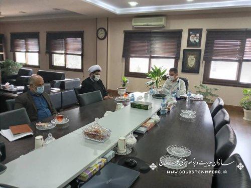 رئیس سازمان مدیریت و برنامه ریزی استان گلستان:وقف،فرصت های دسترسی اقشار آسیب پذیر  و محروم استان را به زیرساخت های اصلی توسعه استان فراهم می نماید.