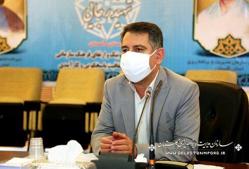 رئیس سازمان مدیریت و برنامه ریزی استان گلستان: برگزیدگان بیست و دومین جشنواره شهید رجایی در استان گلستان معرفی شدند