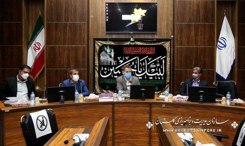 رئیس سازمان مدیریت و برنامه ریزی استان گلستان:امکان سنجی استان گلستان،به عنوان مرکز تولید کننده غلات در منطقه