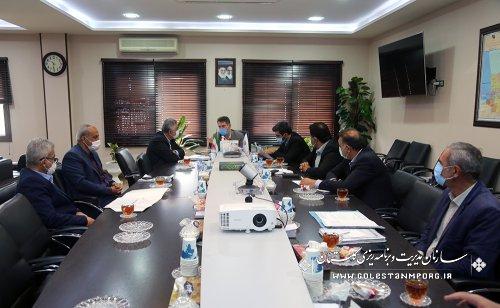 پیگیری جدی رئیس سازمان مدیریت و برنامه ریزی استان گلستان در خصوص خسارت آبزی پروری حاشیه اترک
