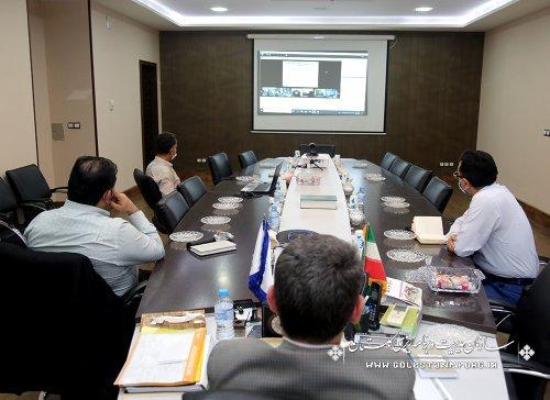 رئیس سازمان مدیریت و برنامه ریزی استان گلستان در چهارمین جلسه ستاد بودجه سال 1401 کشور