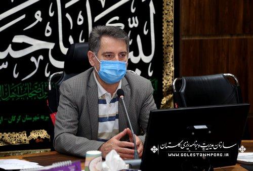 رئیس سازمان مدیریت و برنامه ریزی استان گلستان:نگاهی که دولت محترم در دستور کار  خود قرار داده است،استفاده استانهای مرزی از ظرفیت صادرات می باشد