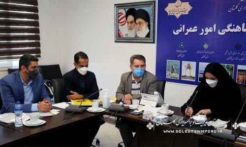 رئیس سازمان مدیریت و برنامه ریزی استان گلستان : برای نظارت دقیق بر مصالح با کیفیت در  تولیدآسفالت تلاش شود