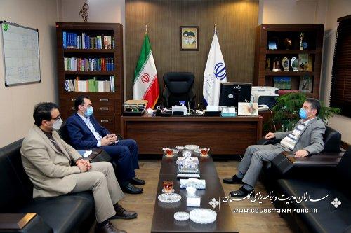 رئیس سازمان مدیریت و برنامه ریزی استان گلستان به نقش شاخص و اثرگذار بانک ها در اقتصاد استان پرداخت.