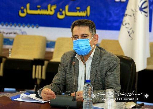 رئیس سازمان مدیریت و برنامه ریزی استان گلستان:بازمهندسی در ساختار اقتصادی استان گلستان